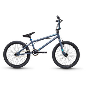 s'cool XtriX 20 Kinder grey/blue mattt